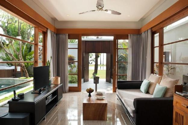 Tranquil 2 BR Villa w/ Tropical greenery view