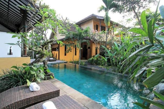 One Bedroom Pool Villa @ Tegalalang