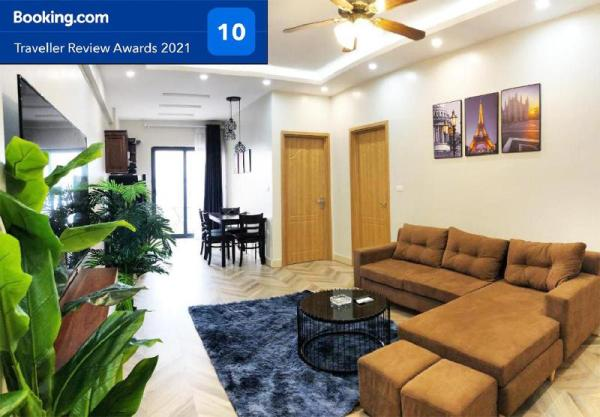 Lào Cai city view apartment - Chill space Lao Cai City