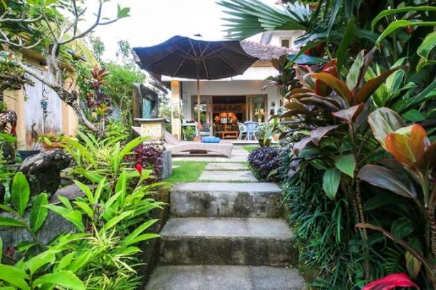 Bungalow Jepunbest Breakfast in Bali