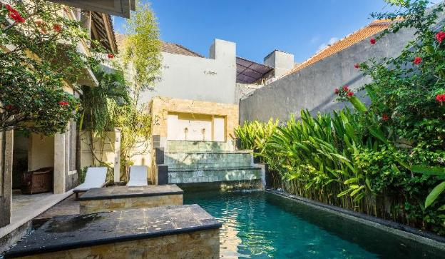 Entire house - 3 bedroom villa1 Legian river view