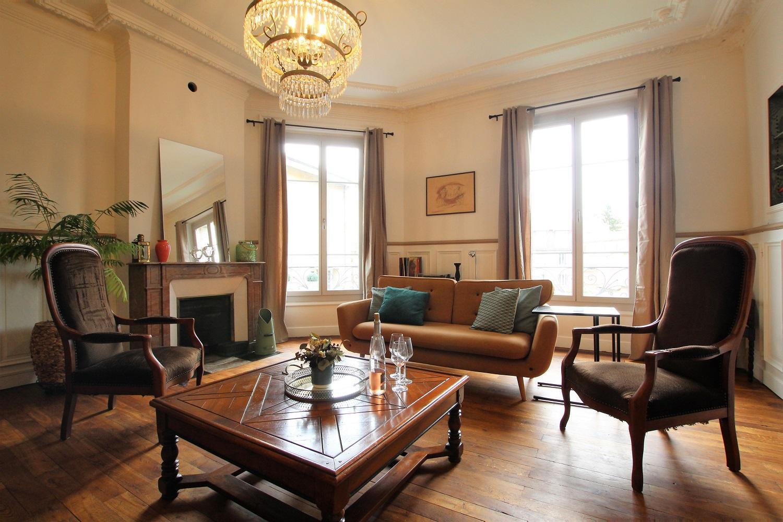 Appartement Haussmannien 170 m2 en hyper centre