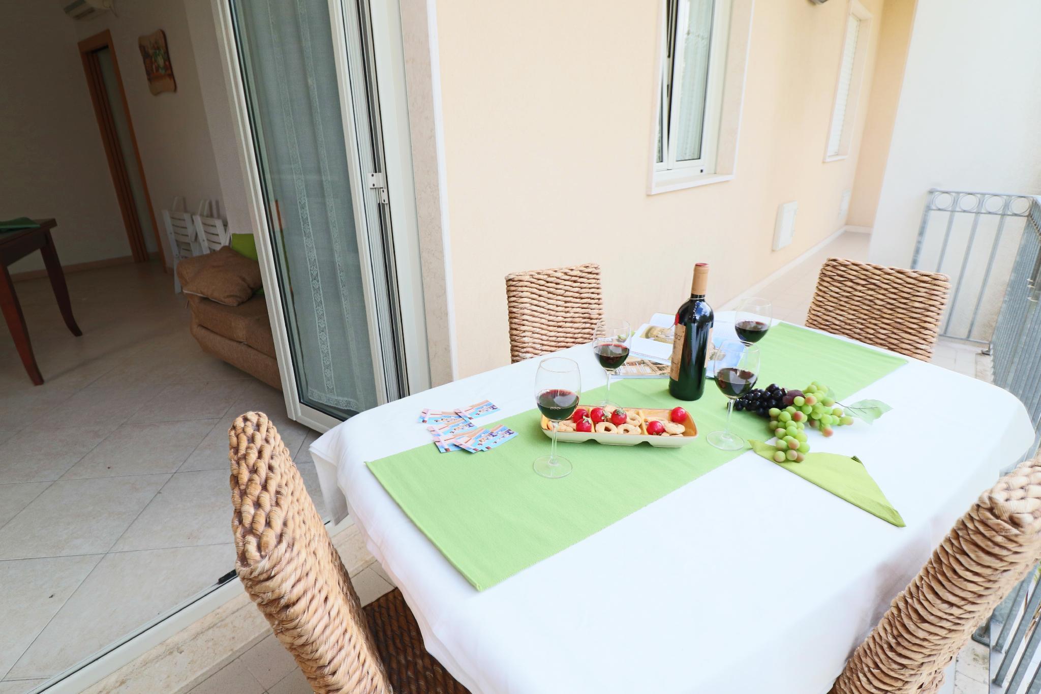 Casa vacanze chiara Otranto centro, Salento 56 posti