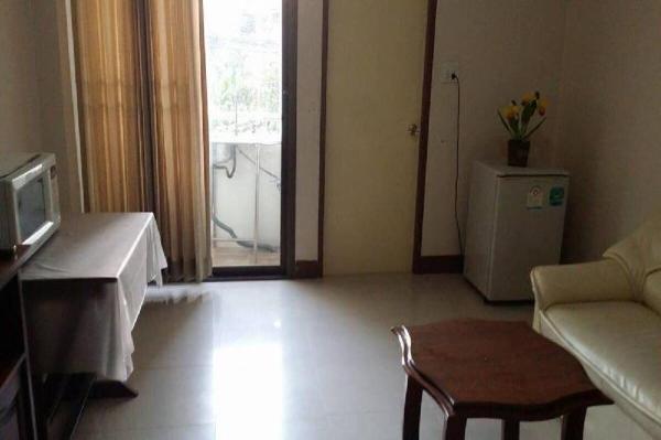 อพาร์ตเมนต์ 1 ห้องนอน 1 ห้องน้ำส่วนตัว ขนาด 25 ตร.ม. – บางกะปิ กรุงเทพ