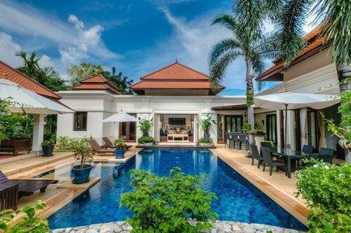 Saitaan Villa Phuket next to Laguna project