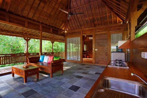 One-Bedroom Villa with Private Pool - Breakfast