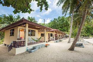 [ハッドクアッド]スタジオ バンガロー(50 m2)/1バスルーム Phangan Beach Double Beds Deluxe Beachfront