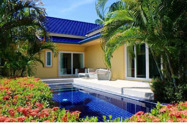 Rawai Beach Platinum 3 Bedroom Pool Villa Phuket