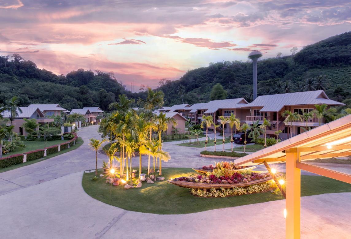 Sakoo Valley Resort สาคู แวลเลย์ รีสอร์ต