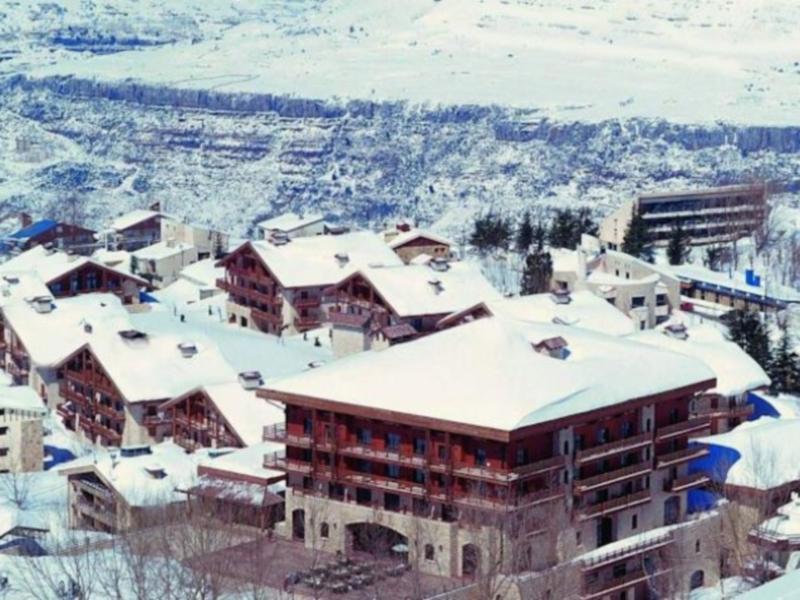 InterContinental Mzaar Lebanon Mountain Resort And Spa
