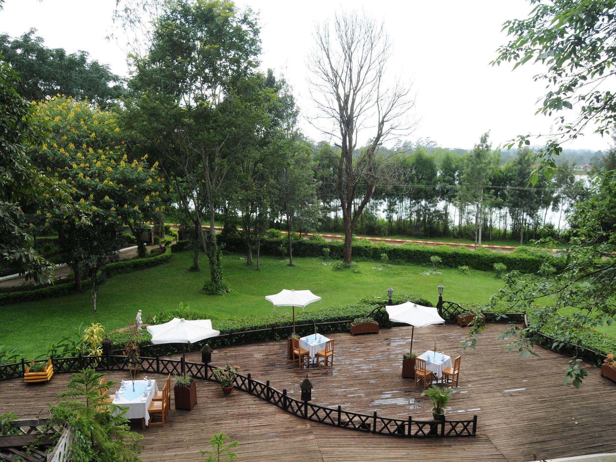 Kandawgyi Hill Resort 4