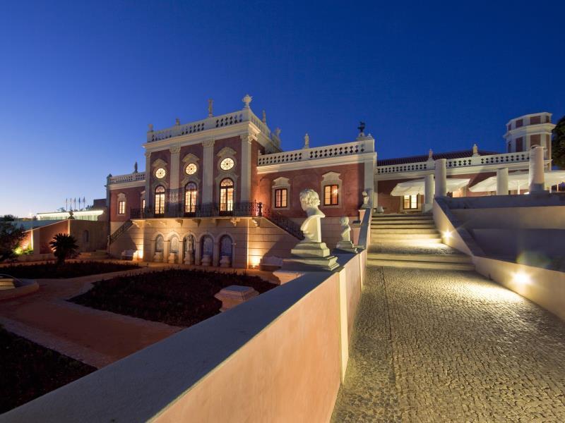 Pousada Palacio De Estoi  Monument Hotel And SLH