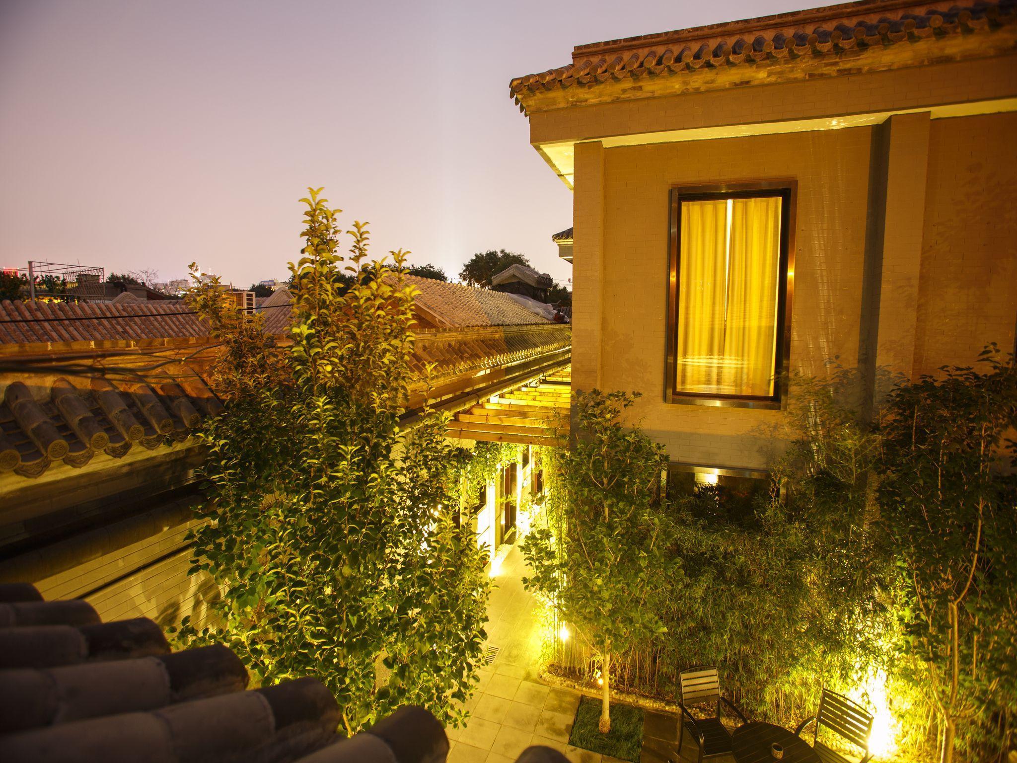 Beijing 161 Wangfujing Courtyard Hotel