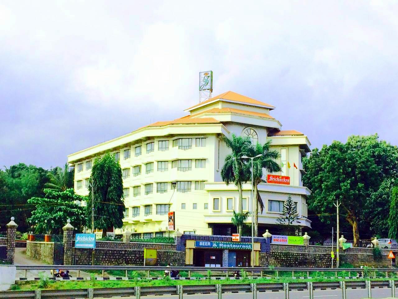 Sri Chakra International.