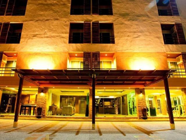 กรีนพ้อยท์ รีสอร์ท – Green Point Resort