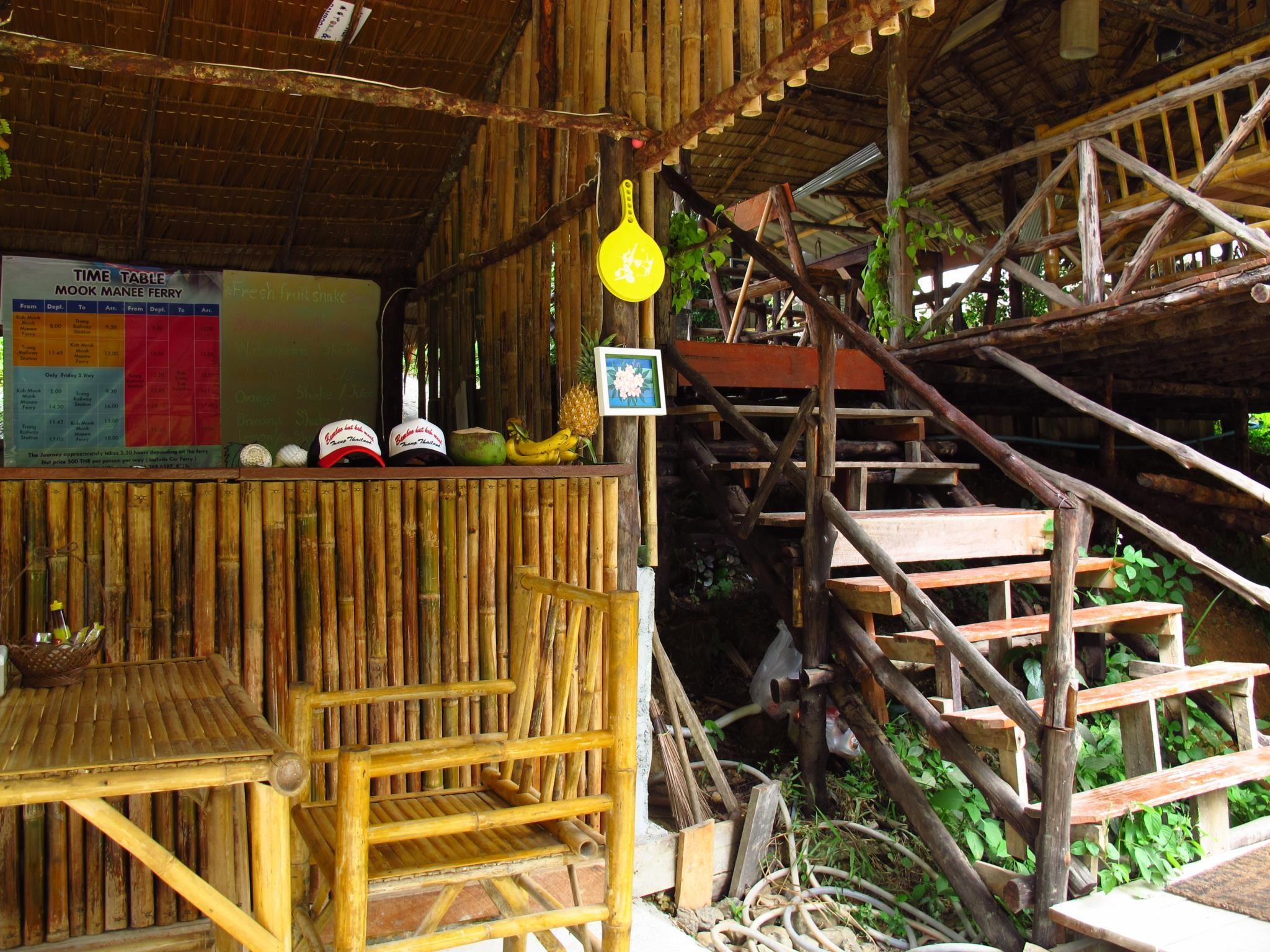 Bamboo Hut Bungalows 3