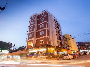 MVC Patong House Hotel โรงแรมเอ็มวีซี ป่าตอง เฮ้าส์