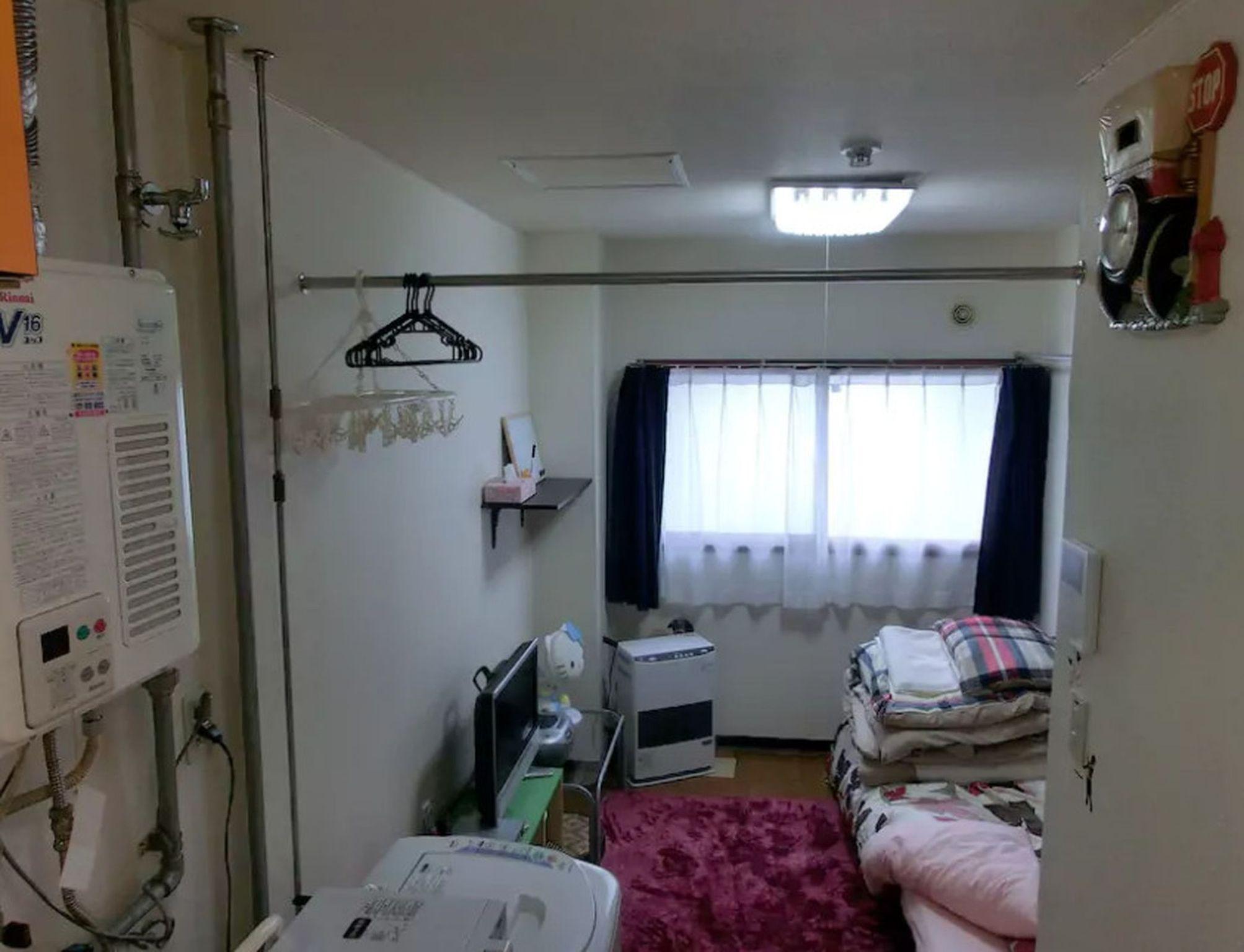 101 Apartment In Sapporo ALMAZ PLACE