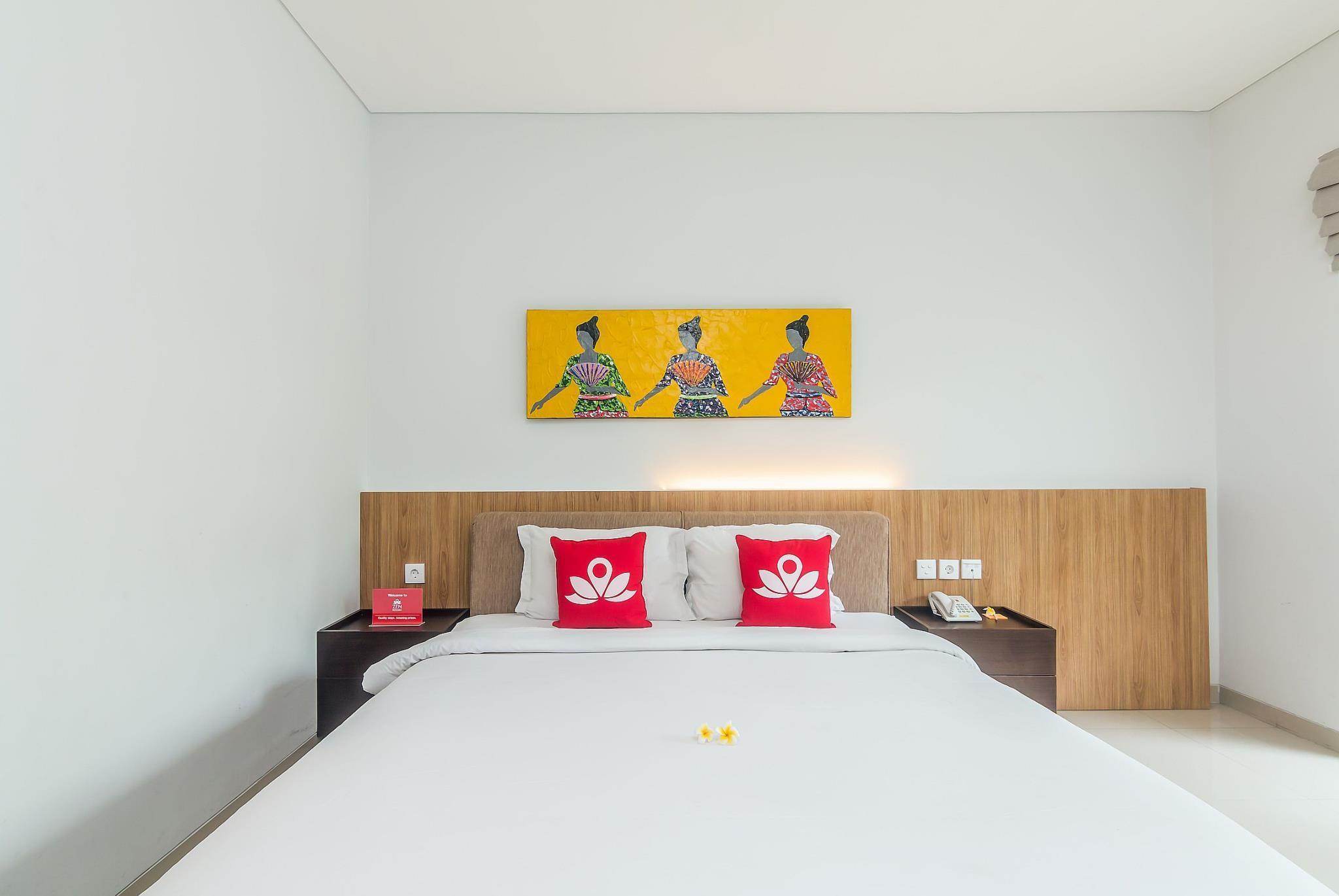ZEN Rooms Seminyak Mertanadi