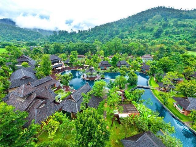 สิบแสน รีสอร์ต แอนด์ สปา แม่แตง – Sibsan Resort & Spa, Maetaeng