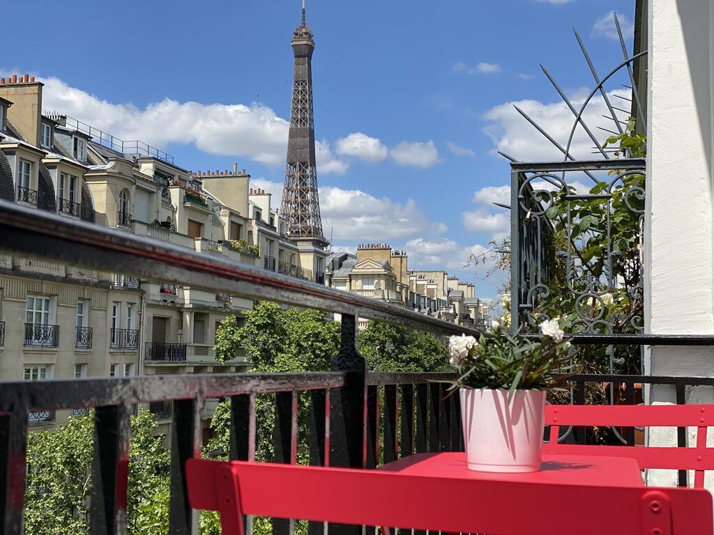 Hotel Le Cercle Tour Eiffel