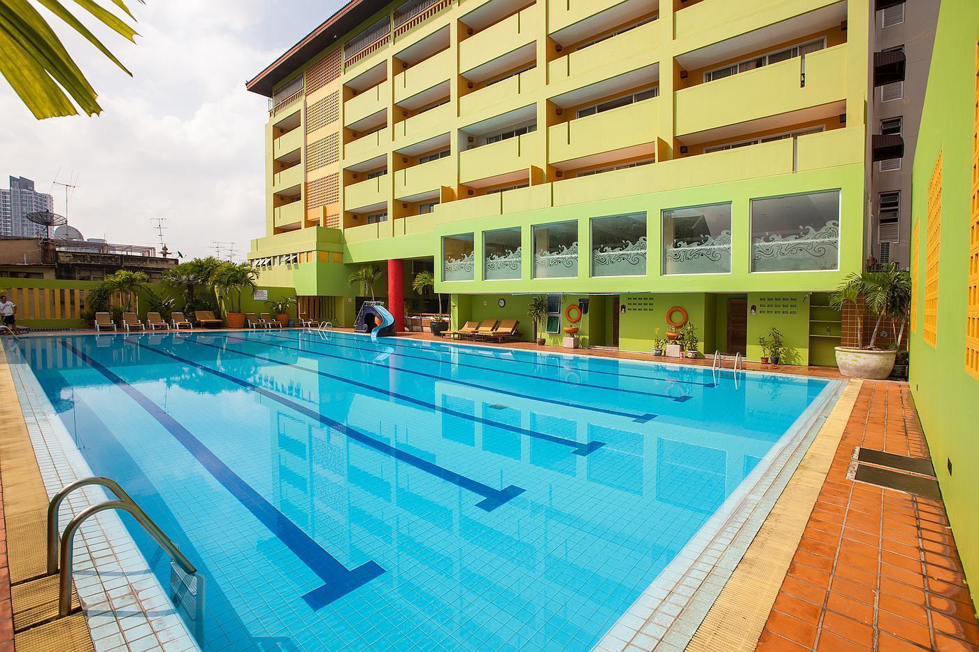 The Aiyapura Bangkok โรงแรมอัยยะปุระ กรุงเทพฯ