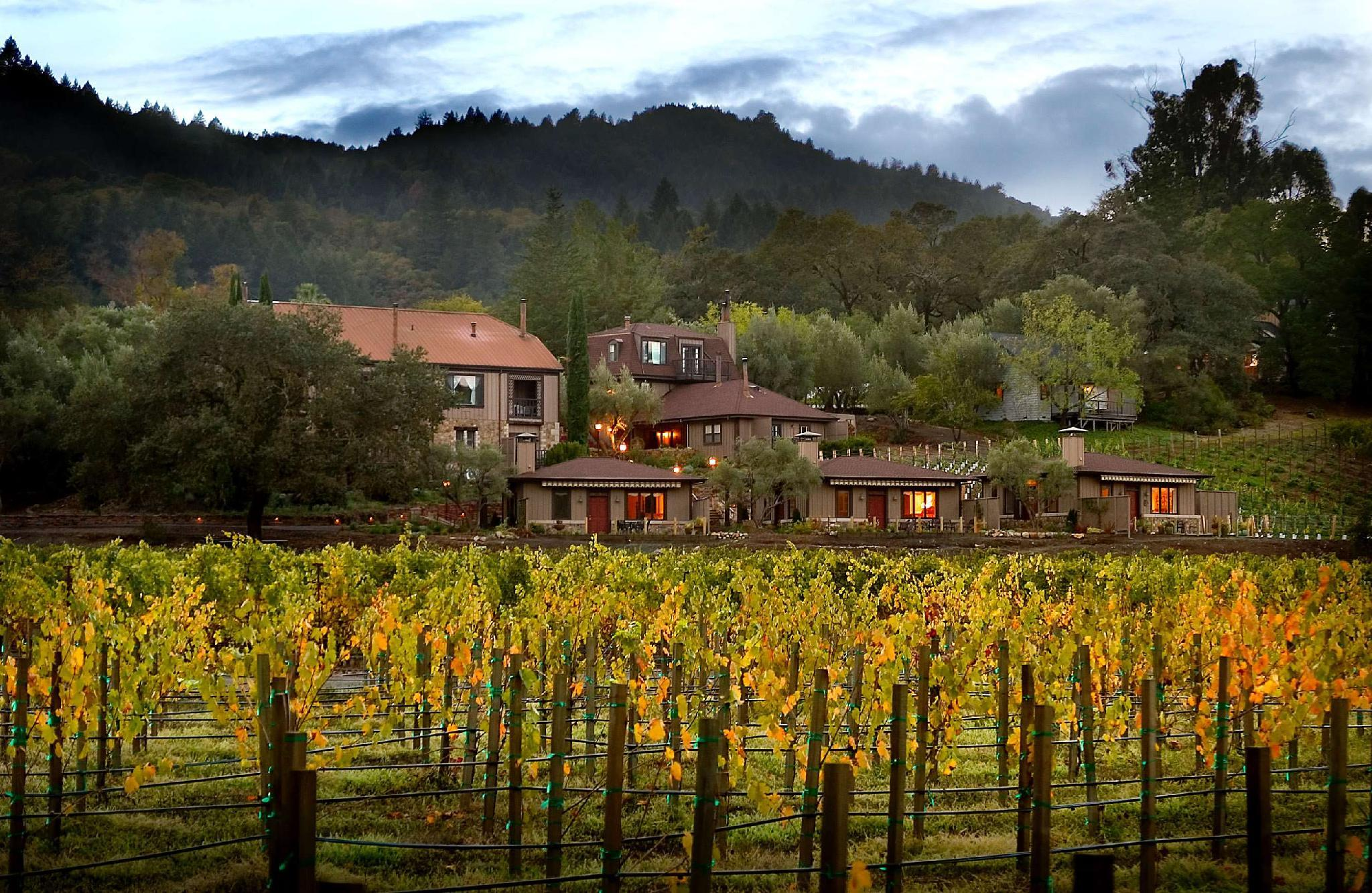 Wine Country Inn And Cottages Napa Valley