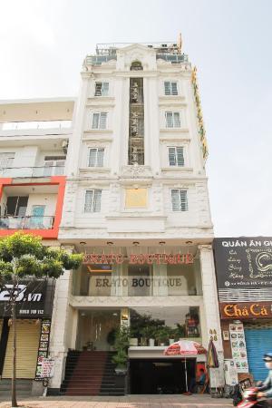 Erato Boutique Hotel Ho Chi Minh City