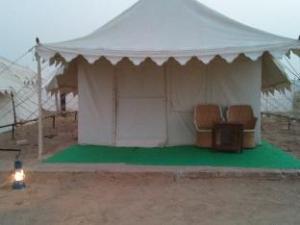 The Vintage Desert Camp
