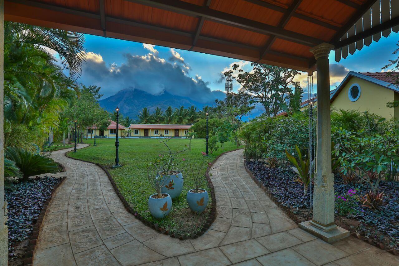 Dvara Resort   Siruvani