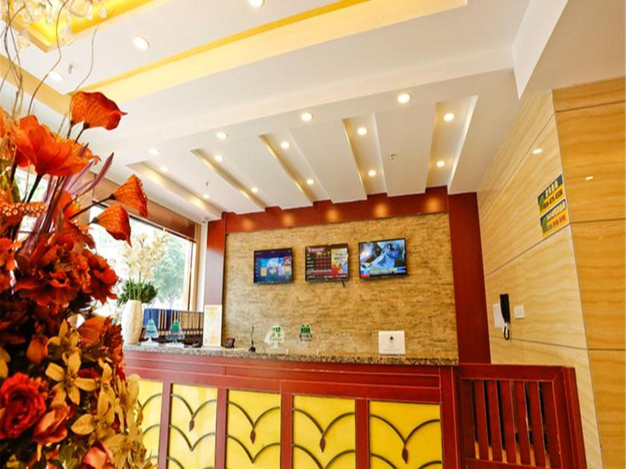 GreenTree Alliance NanJing Fuqiao Subway Station Chengxian Road Hotel
