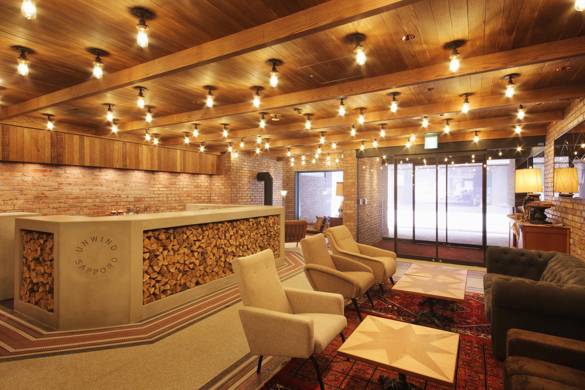 Unwind Hotel & Bar Sapporo