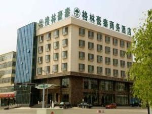 Green Tree Inn Jiangsu Wuxi New District Shengang World Express Hotel