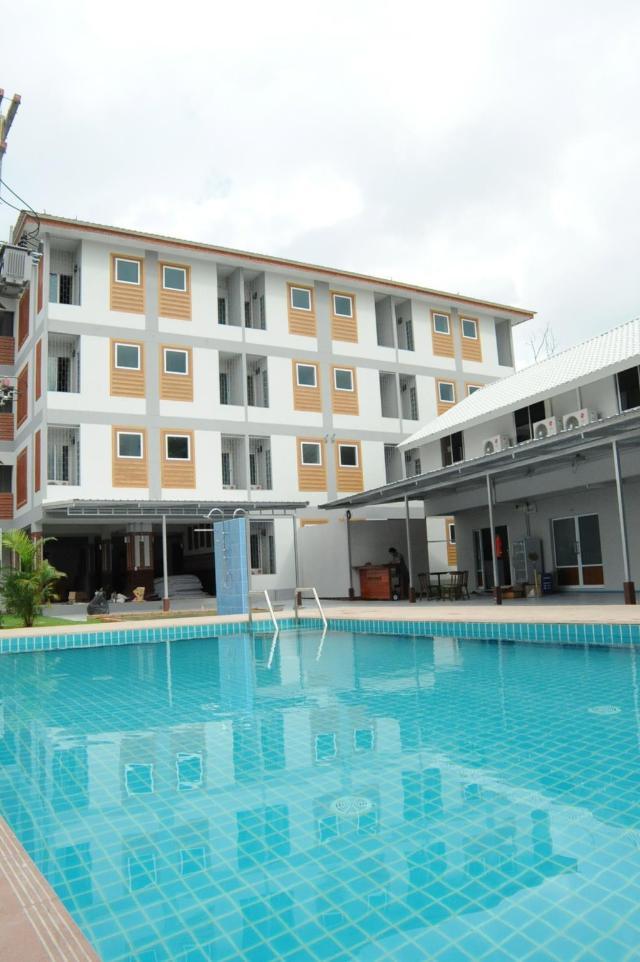 โรงแรมนันยา เชียงใหม่ – Nanya Hotel Chiang Mai