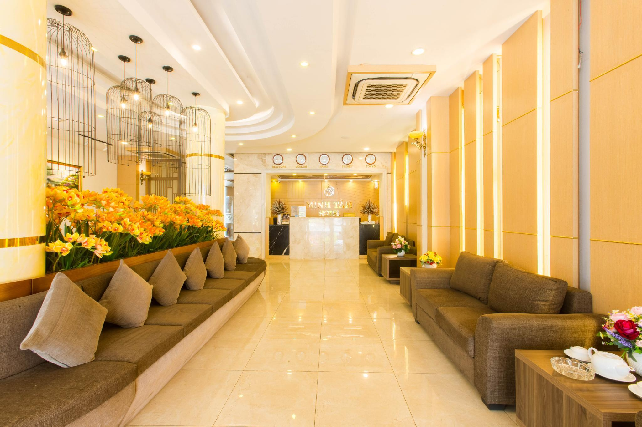 Minh Tam Hotel And Spa