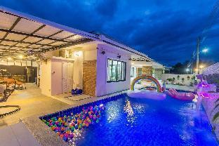 [ヒンレックファイ]ヴィラ(80m2)| 3ベッドルーム/2バスルーム Thanycia Pool Villa, Hua Hin