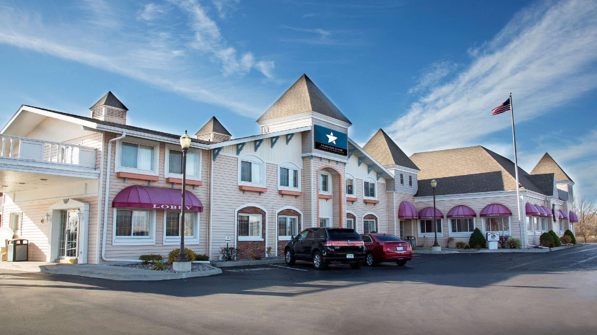 Magnuson Grand Pioneer Inn And Suites