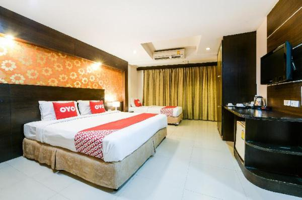 Tez Palace Hotel Pattaya