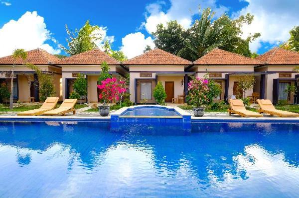 OYO 1485 Hadiqa Villas Lombok