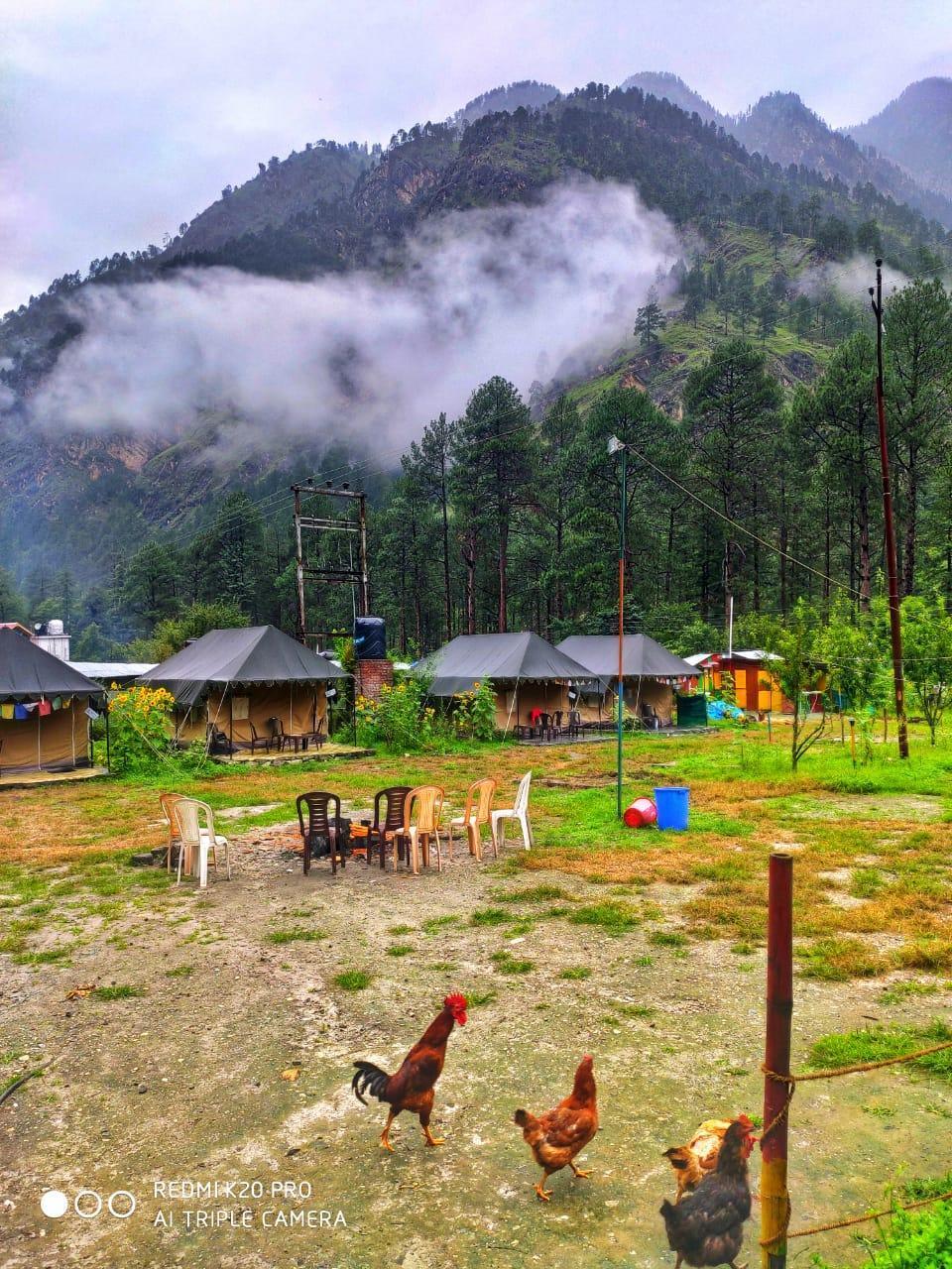 Parvati Camps Kasol