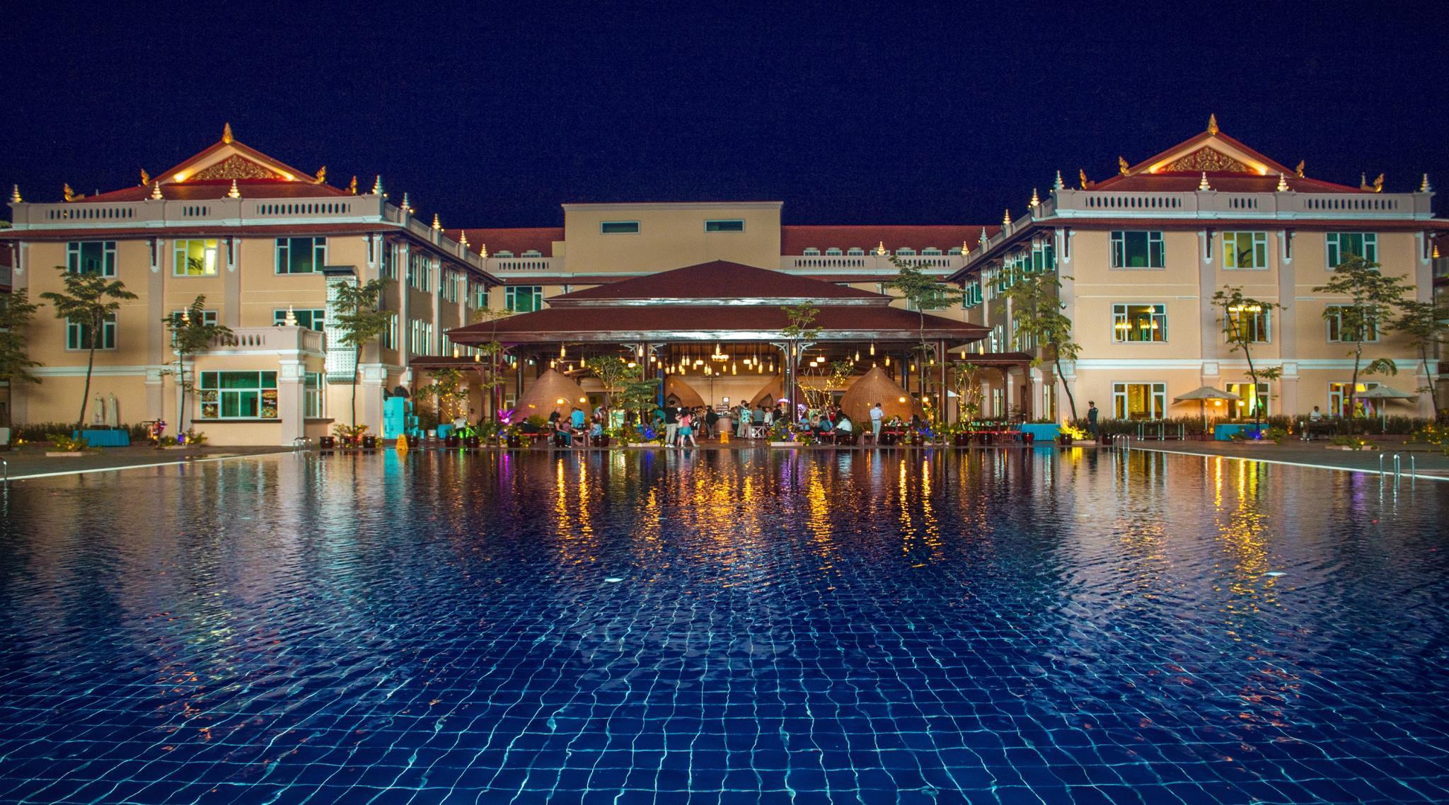 Sokha Ta Prohm Resort