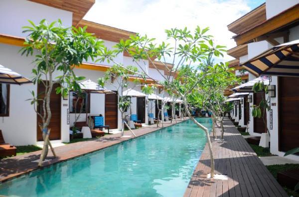 Jali Resort - Gili Trawangan Lombok