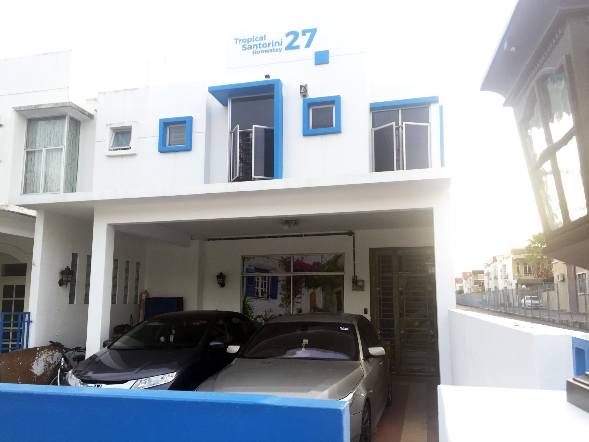 Tropical Santorini Guest House In Johor Bahru, Malaysia ...