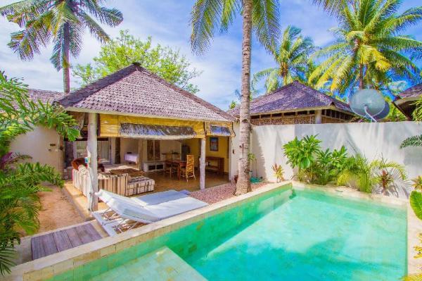 Villa Spalia Lombok