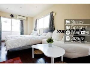 NJ 401 1 Bedroom Apartment near Nipponbashi