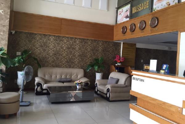 HOTEL LUXURY - Dist 6 Ho Chi Minh City