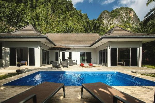 Eden Villas-Krabi-Pool Villa-Free Car-Sunset Villa Krabi