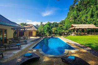 [バン ナイ サー]ヴィラ(300m2)| 4ベッドルーム/2バスルーム Eden Villas-Krabi-Pool Villa-Free Car-Master Villa