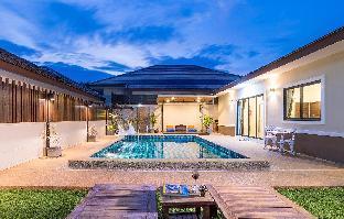 [アオナン]ヴィラ(288m2)| 3ベッドルーム/2バスルーム Blue Nara Private Pool Villa Krabi
