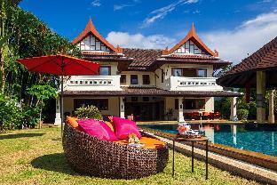 [チャロン]ヴィラ(250m2)| 4ベッドルーム/3バスルーム Baan Sanuk Pool Villa Phuket